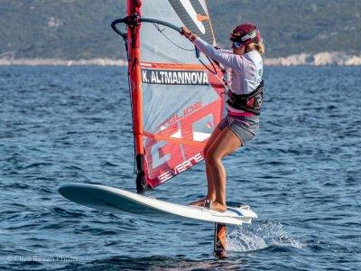 Bronz z mistrovství Evropy pro Kateřinu Altmanovou